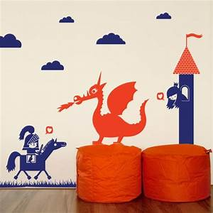 kids wall decal 2017 grasscloth wallpaper With dragon wall decals
