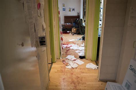 charlie hebdo massacre gory newsroom scene revealed
