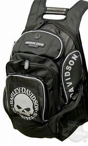Harley Davidson Rucksack Wasserdicht : bp1924s harley davidson backpack black willie g skull ~ Jslefanu.com Haus und Dekorationen