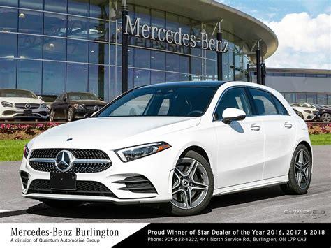 Mercedes 4 Door Hatchback by New 2019 Mercedes A250 4matic Hatch 5 Door Hatchback