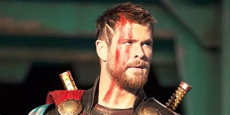 why thor s haircut in ragnarok was liberating for chris