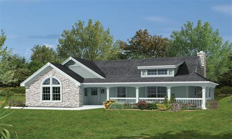 Garage Plans With Porch by Bungalow House Plans With Attached Garage Bungalow House