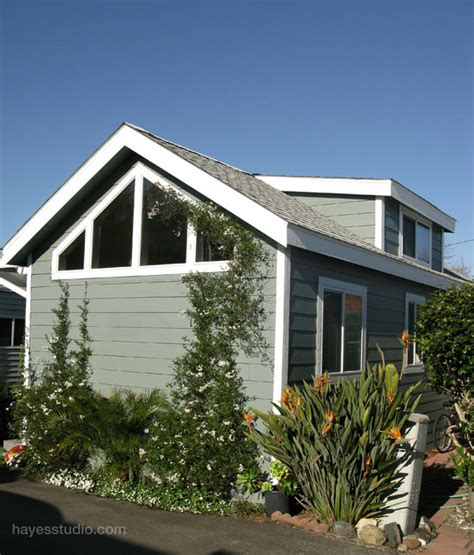 cottage mobile homes encinitas cottage mobile home traditional exterior