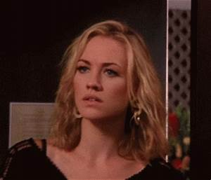 Reaction gif tagged with disgust, nope, Yvonne Strahovski