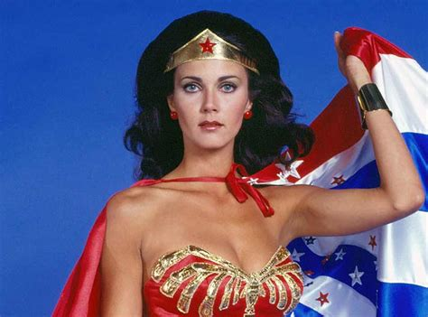 Wonder Woman Forever: Lynda Carter on Embracing Her Legacy and Becoming Supergirl's President ...