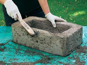Steintröge Selber Machen : pflanzgef e aus beton selber machen concrete gardens and crafts beautiful ~ A.2002-acura-tl-radio.info Haus und Dekorationen