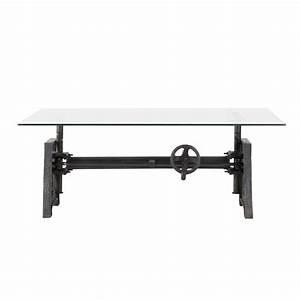 Table Industrielle Maison Du Monde : 49 tables basses designs ~ Teatrodelosmanantiales.com Idées de Décoration
