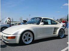 Nostalgic Wednesdays Porsche 930 Gemballa Avalanche