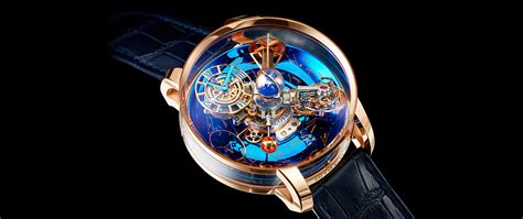 gold and white watches astronomia sky jacob co timepieces jewelry
