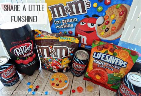 M&m's® Summer Popcorn Munch #recipe