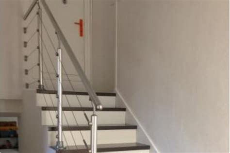 garde corps escalier inox obasinc