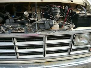 1986 B350 - Cruise   Speedo Problem  Related