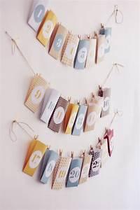 Calendrier De L Avent The : un calendrier de l 39 avent maison ~ Preciouscoupons.com Idées de Décoration