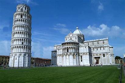 Tower Pisa Leaning Holding Want Advertisement