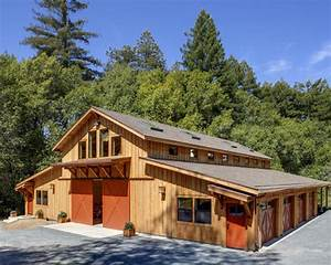 the best way to build a simple pole barn garage design With best way to build a pole barn