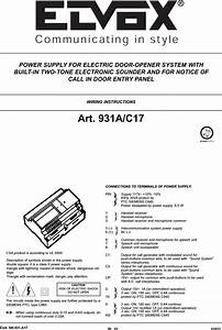 931 Wiring Diagram