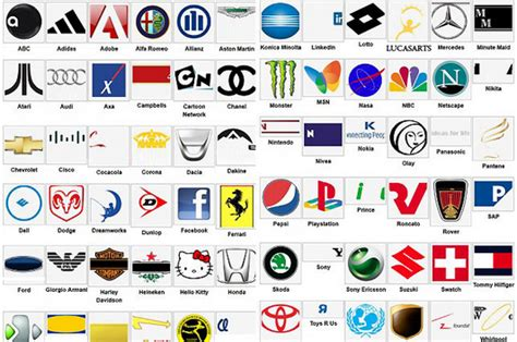 Transformations Activity Using Logos