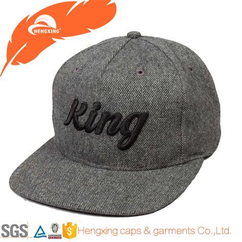 custom embroidered snapback hats wholesalewool felt