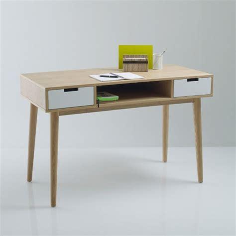 la redoute bureaux 5 bureaux en bois design à moins de 400 euros
