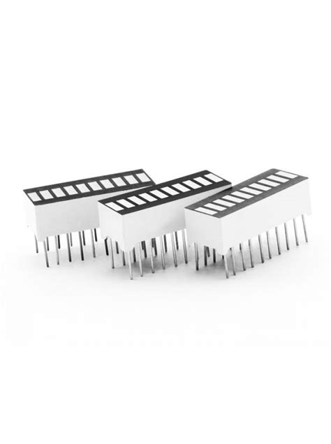 10 Segment LED - White - Seeed Studio