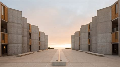 restoration  louis kahns world famous salk
