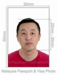 malaysia passport and visa photos printed and guaranteed With requirements for passport size photo