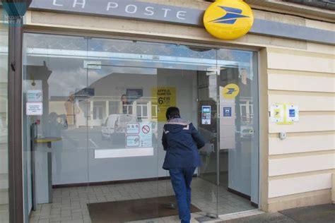 bureau de poste le mans sargé baisse de la fréquentation du bureau de poste le