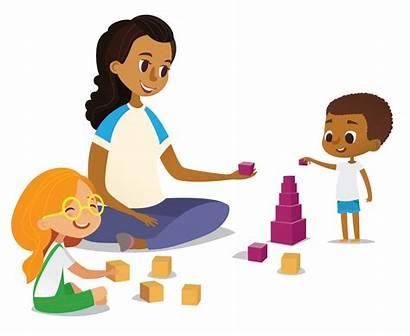 Math Prek Te Teacher Teaching Cubes Early