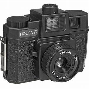 Holga 120CFN Medium Format Camera 146120 BH Photo Video
