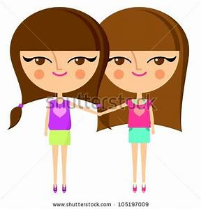 Cute girls holding hands | Clipart Panda - Free Clipart Images
