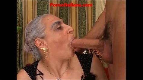 granny hot big cock italian - nonna scopa cazzo giovane e ...