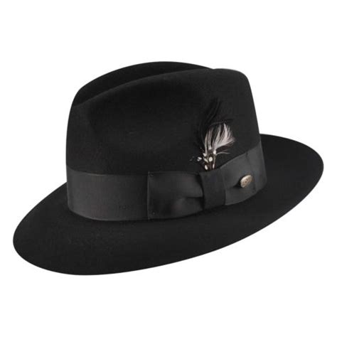 bailey  hollywood gangster hat  fedoras hats