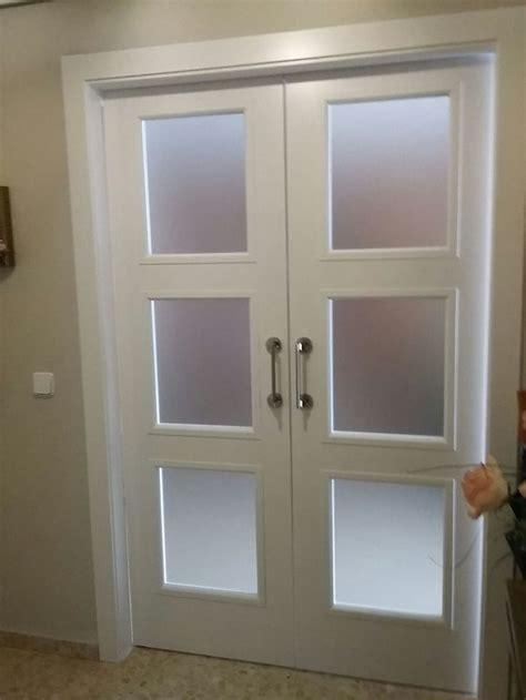 mejores  imagenes de puertas blancas en pinterest