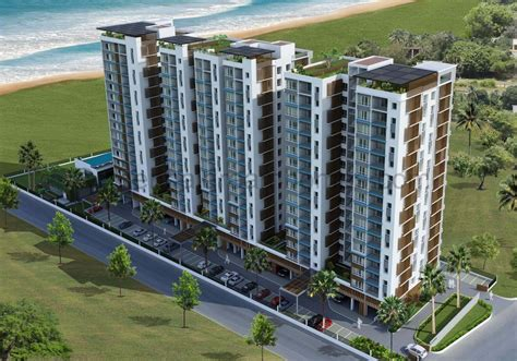 Appartments In Chennai by Sea View Apartments In Chennai 3 Bhk High Rise Flats