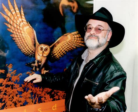 remembering terry pratchett  fantasy icon wired