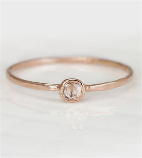 Small Rose Cut Diamond & Rose Gold Ring  Jewelry Rings. Dainty Rings. Color Scale Diamond. Hippie Engagement Rings. Feature Watches. Purple Colour Gemstone. Teal Diamond Engagement Rings. Natural Bead Bracelet. Shine Diamond