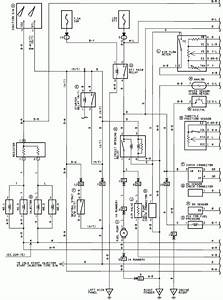 1986 Toyota Pickup Wiring Diagrams