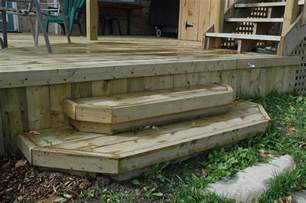 Build Steps For Deck by How To Build A Freestanding Deck Step By Step Image Search