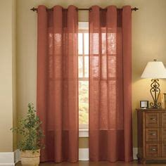 jcpenney orange sheer curtains curtains on window panels drapes curtains