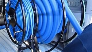 12 Volt Truckmount Electric Vacuum Hose Reel