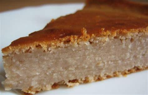 recette dessert lait de soja fondant chataigne amande vegan les myrtilles bio