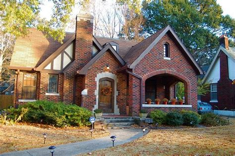 Craftsman Brick Cottage