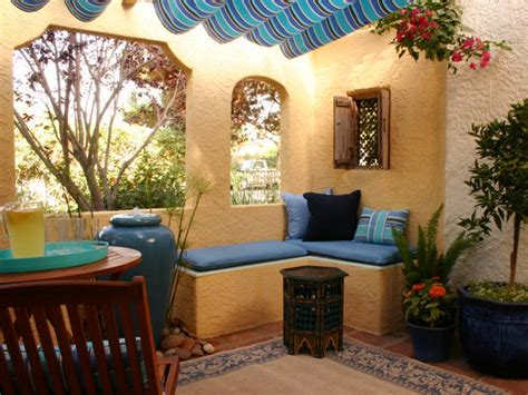 Patio Styles Ideas by Block Patios Style Patio Ideas Hacienda Patio
