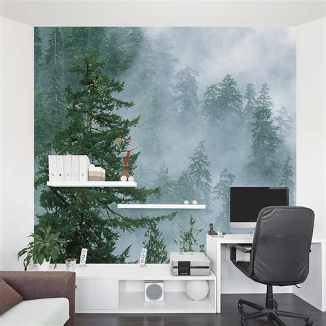 olympic national park wall mural full wall decal