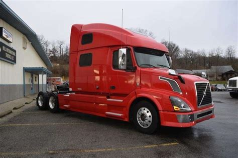 2014 volvo semi truck for sale 2014 volvo vnl64t780 sleeper truck for sale 475 558 miles