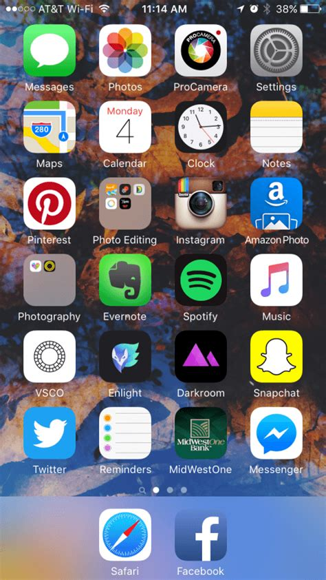 Iphone Top Bar by How To Organize Your Iphone Dock Iphonelife