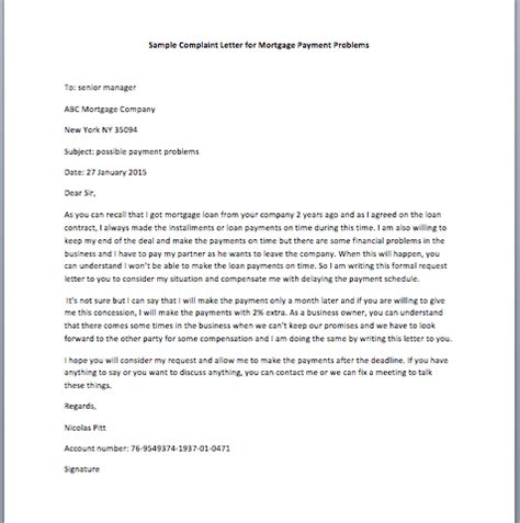 sample letter  complaint rude employee contoh
