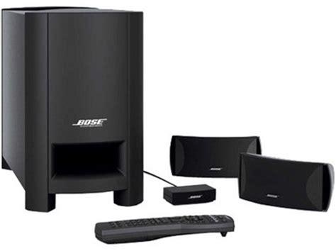 bose cinemate series i 2 1 channel digital home theater speaker system ebay
