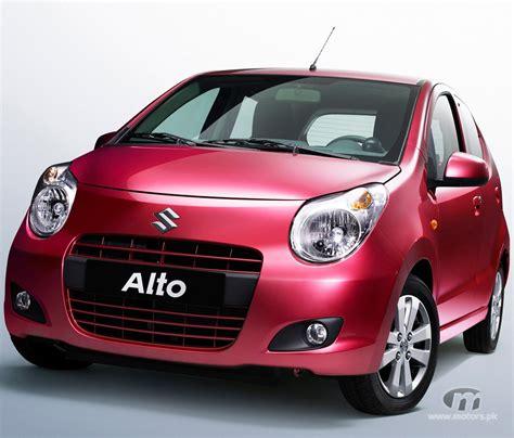 Suzuki Alto 2011 Red
