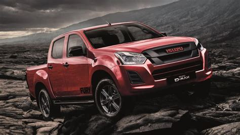 Isuzu D Max 2019 by Isuzu D Max Fury 2019 Unleashed Overseas Car News